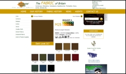 Quality British Fabrics from Brisbane Moss